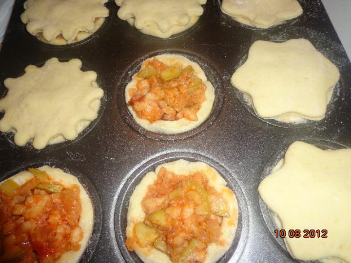 Ali baba pogácsája elkészítés 6. lépés képe
