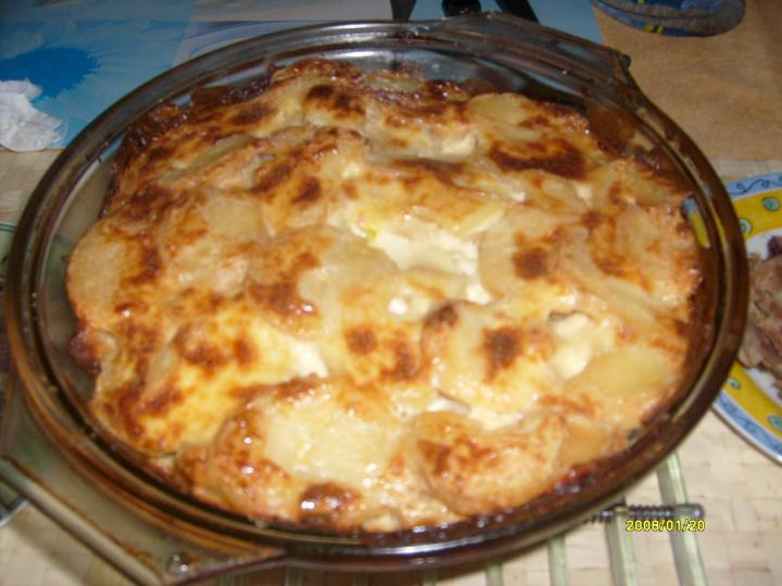Rakott krumpli elkészítés 8. lépés képe