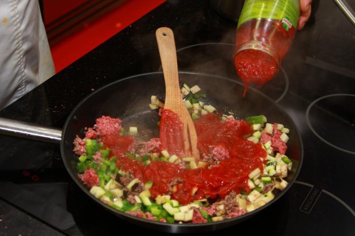Olasz tészta kezdőknek elkészítés 3. lépés képe