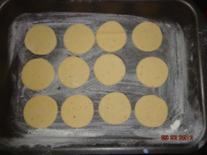 Kalapok elkészítés 2. lépés képe