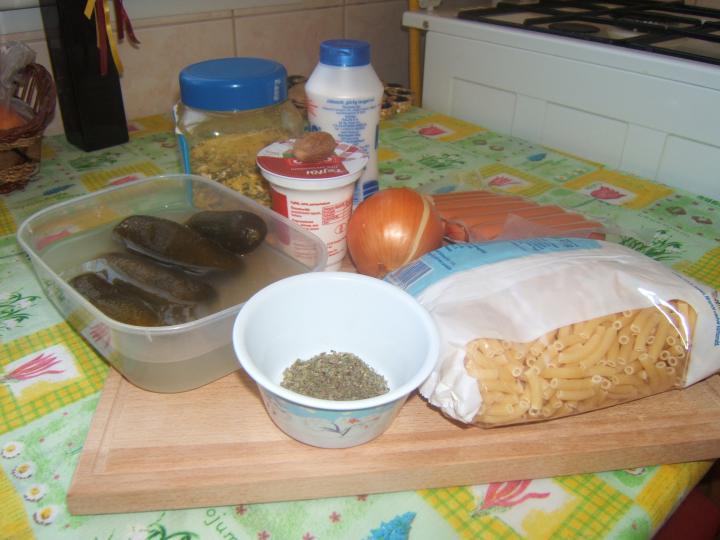 Virslis tokány elkészítés 1. lépés képe