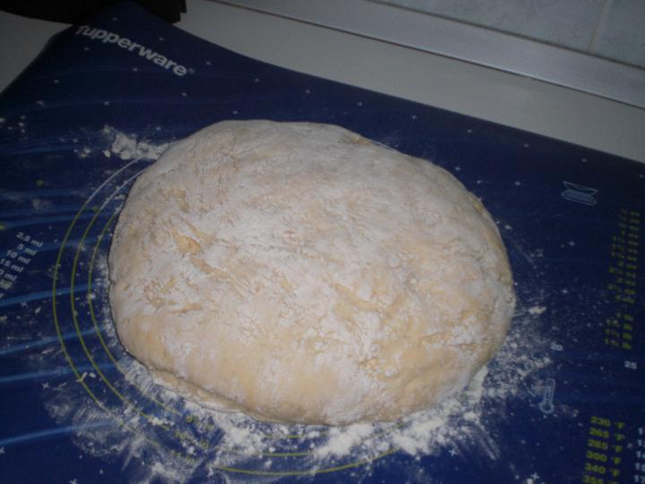 Puffancs elkészítés 1. lépés képe
