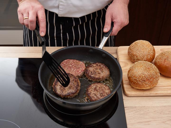 Hamburger elkészítés 8. lépés képe