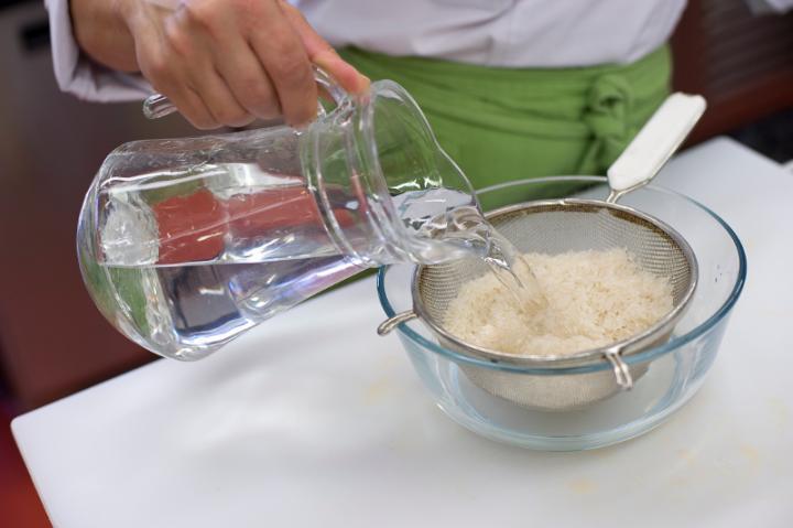 Kukoricás rizs elkészítés 1. lépés képe
