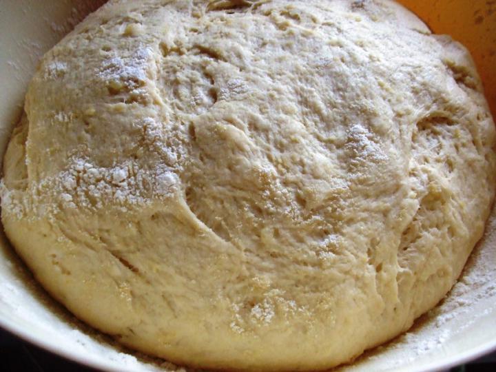 Szotyis pogácsa elkészítés 3. lépés képe