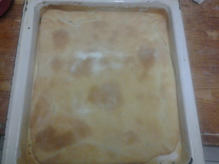Pizza otthon könnyedén elkészítés 7. lépés képe