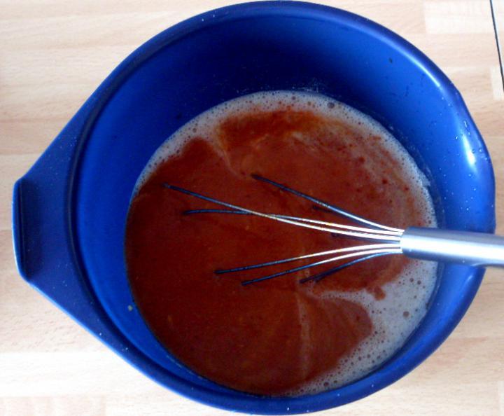 Töltött paprika édesítővel elkészítés 3. lépés képe