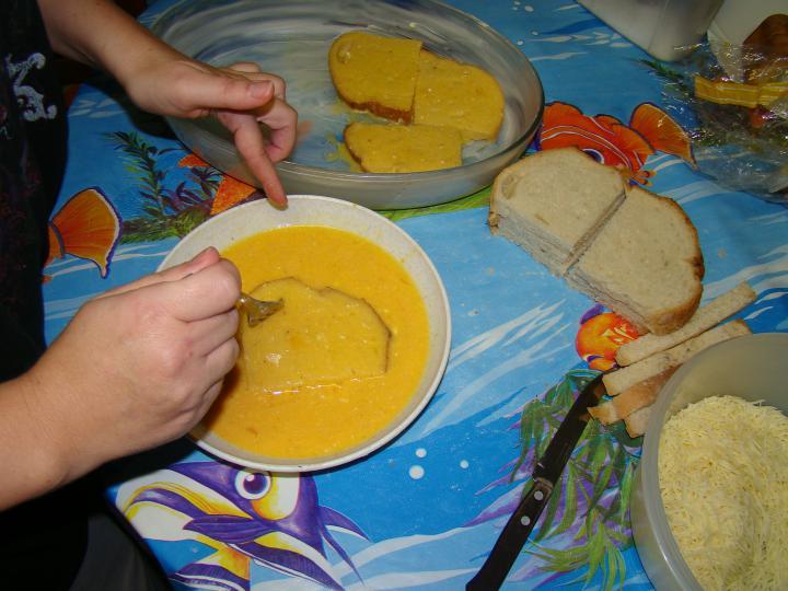 Bundás kenyér máshogy elkészítés 2. lépés képe