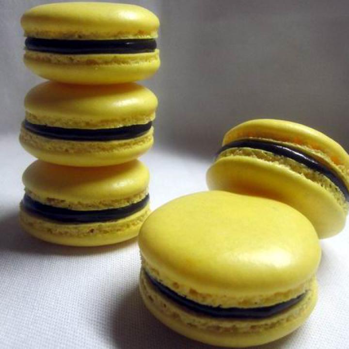 Macaron elkészítés 12. lépés képe