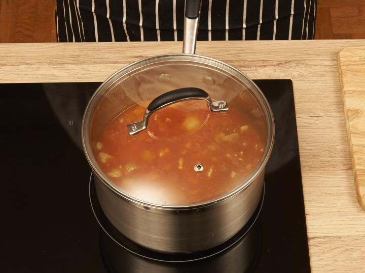 Bácskai rizses hús elkészítés 5. lépés képe